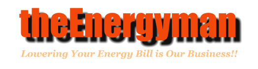 theEnergyman Lowering Your Energy Bill is Our Business!!